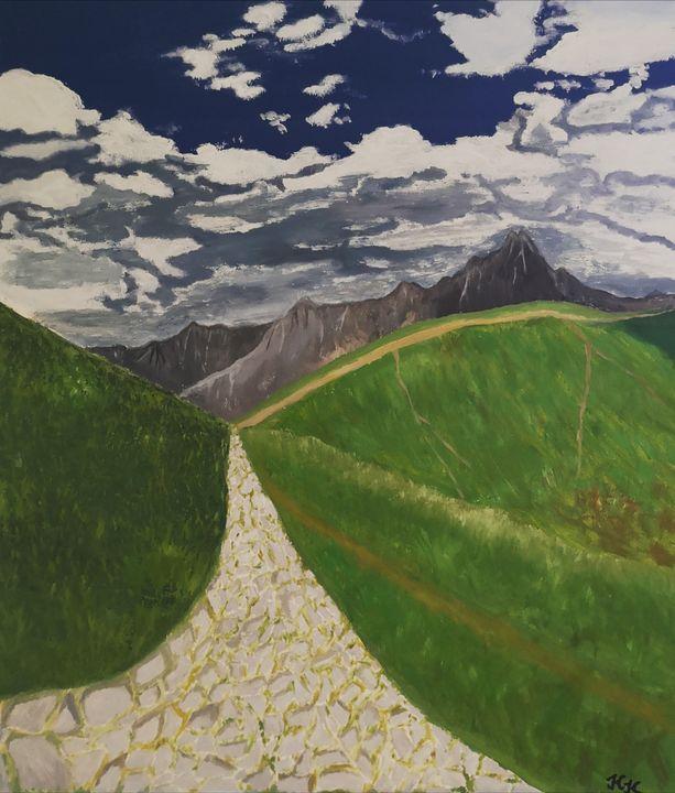 The Path - Krisztina Kucsinka
