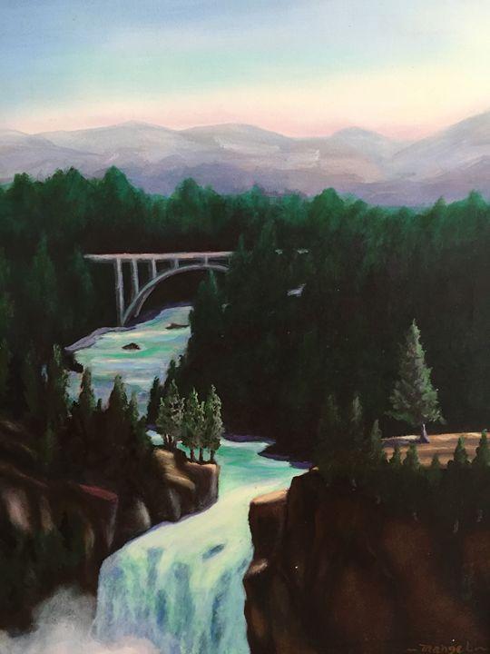 Mountain Falls - Benji's