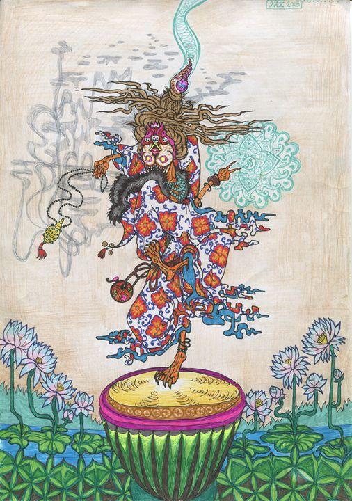 Lotus Tandava - Sable Junkie