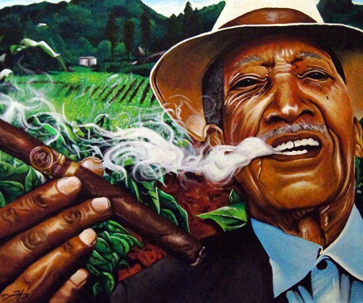 Cuban Smoke - David Hunley