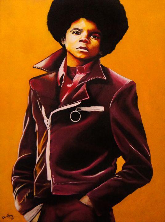 Young MJ - David Hunley