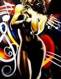 24x30 Acrylic Painting