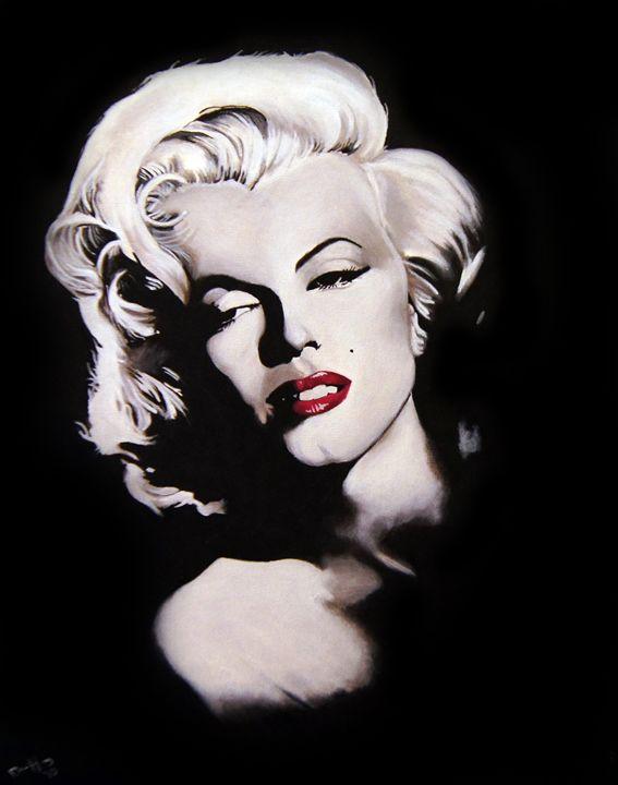 Marilyn Monroe - David Hunley