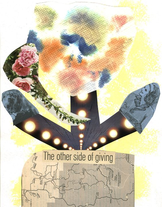 The Other Side Of Giving - David Jacobi