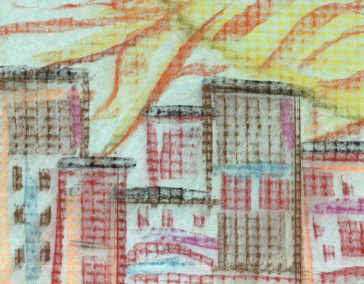 Summer In The City - David Jacobi