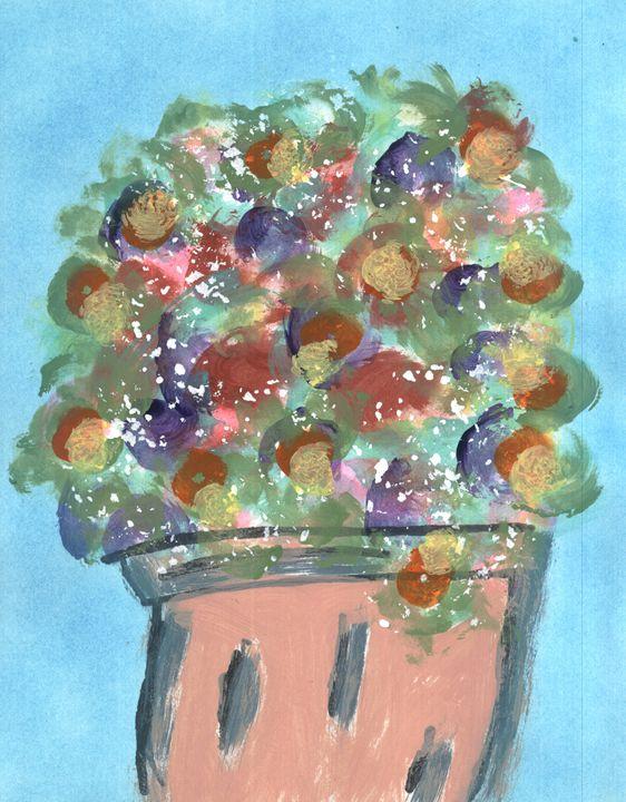 Candy Blossoms - David Jacobi