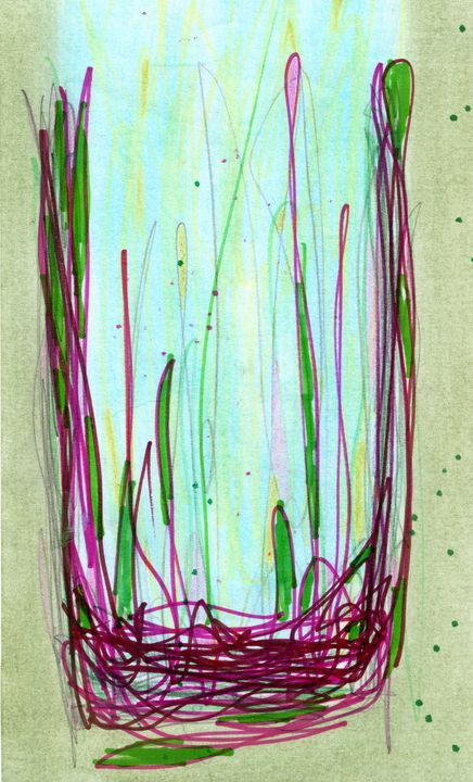 Drinking Glass Study - David Jacobi