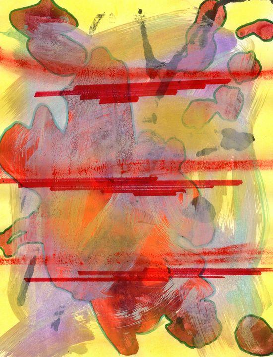 Falling Through - David Jacobi