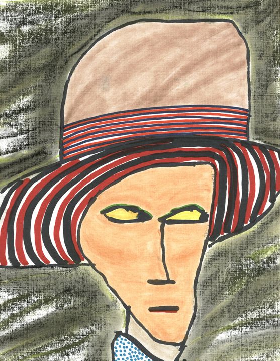 The Amazing Mystic Pharrell Van Eyck - David Jacobi