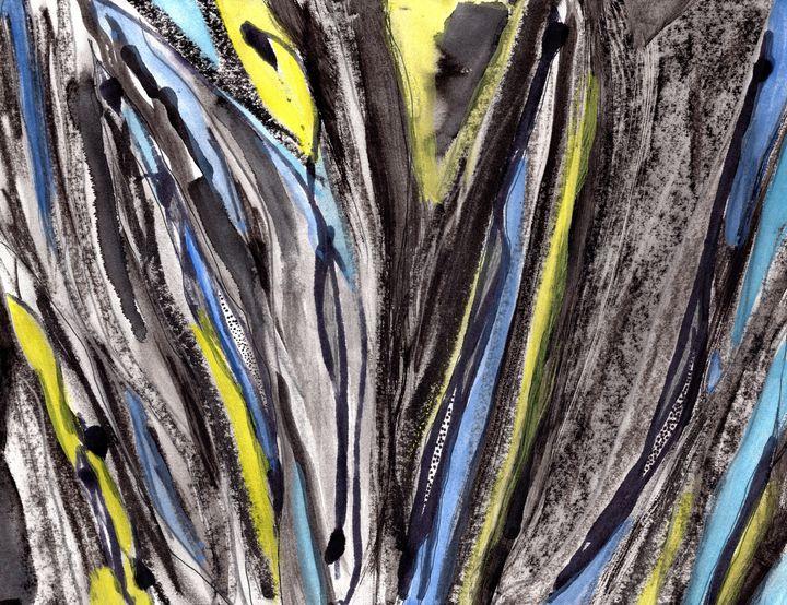 Brooding On The Vast Abyss - David Jacobi