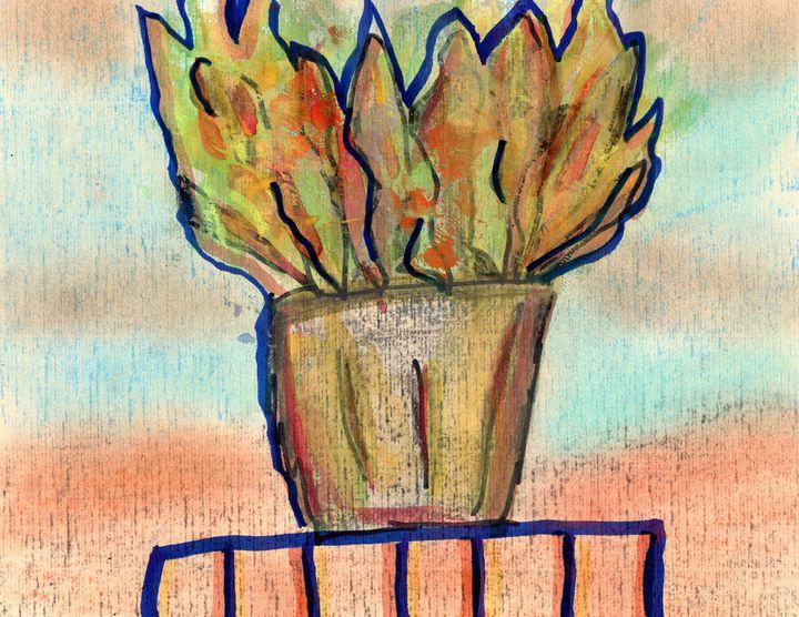Drives The Flower - David Jacobi