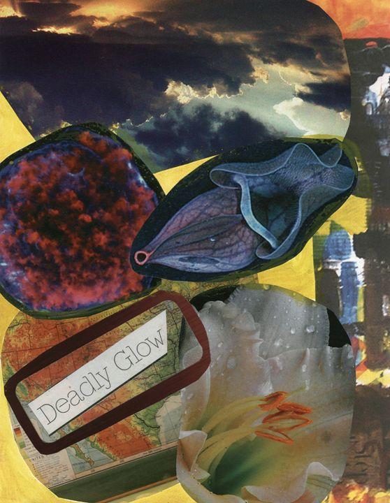 Deadly Glow - David Jacobi