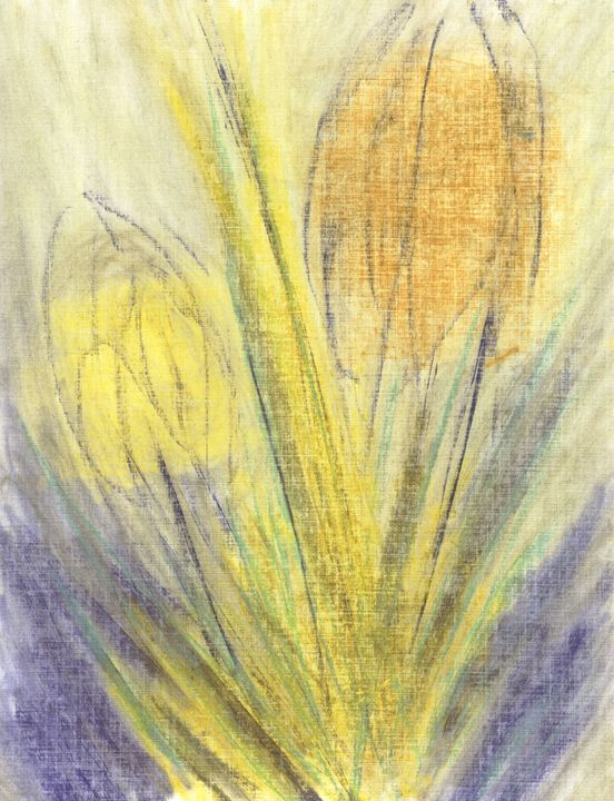 Spring Flowers - David Jacobi