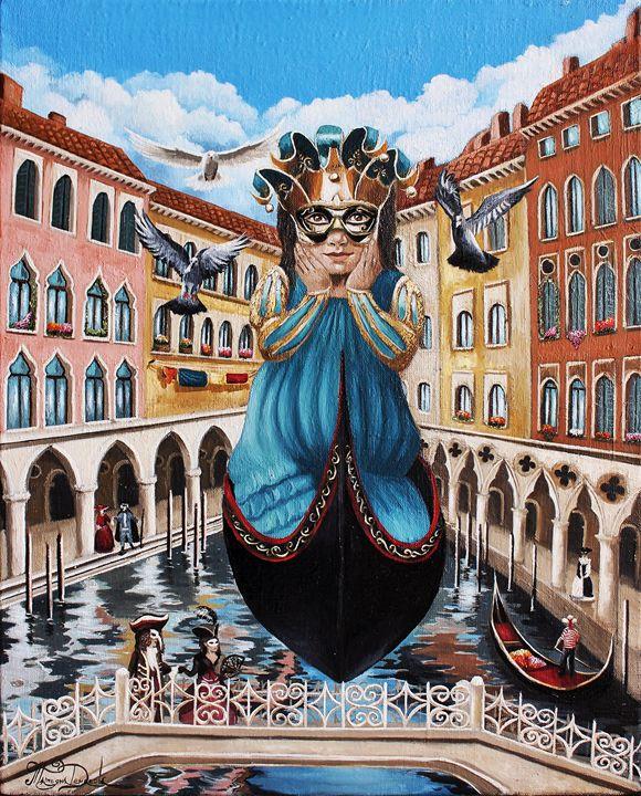 Kids & Cities. Venice -  Info