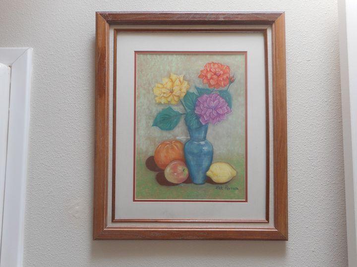 Flowers and Fruit - alabama
