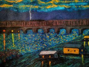 Night bridge expression
