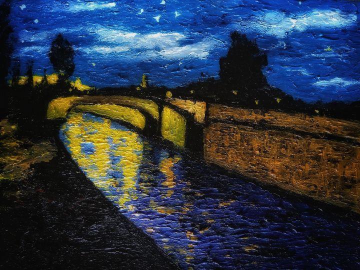 September night étude - Alexander Brisac