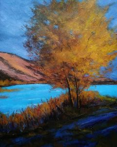 Autumn collection painting