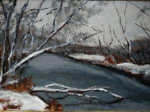 Winter landscape 21