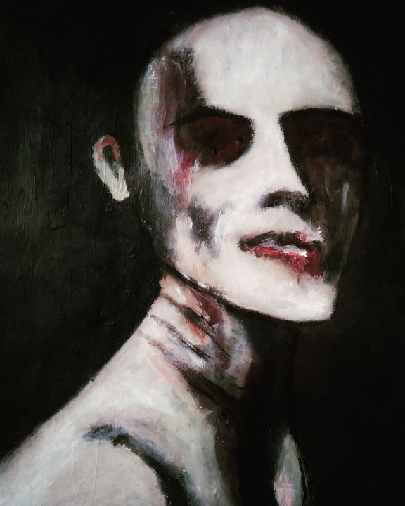 Carlos 2 in the dark room - Alexander Brie