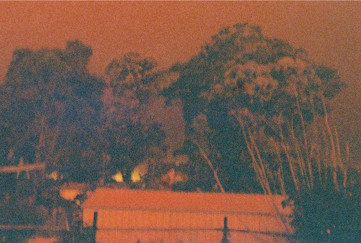 No sky left - Trevor Donoghue, Don't know you art