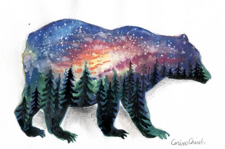 The bear without a forest - CORinAZONe