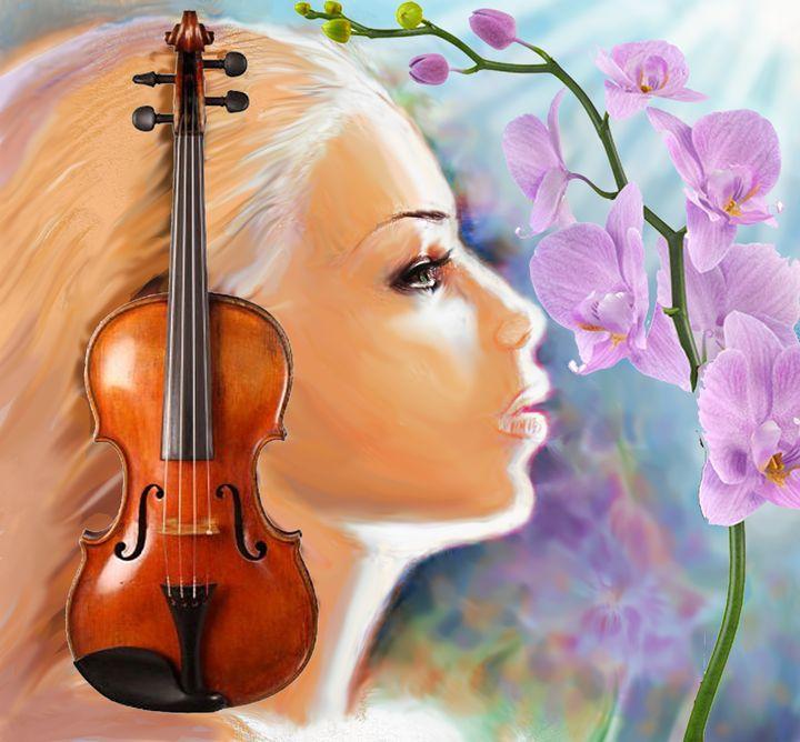 Music of spring - CORinAZONe