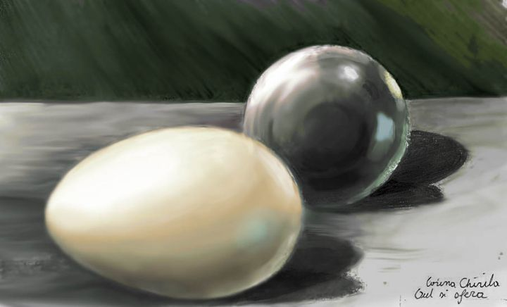 The egg and the sphere - CORinAZONe