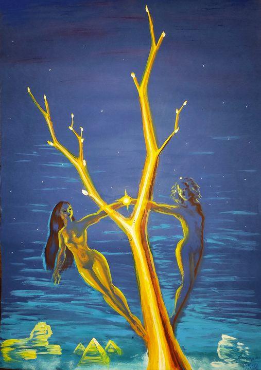 The golden branch - CORinAZONe