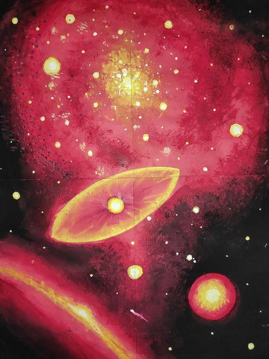 red galaxy - CORinAZONe