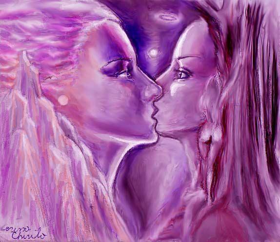 Nature's kiss - CORinAZONe