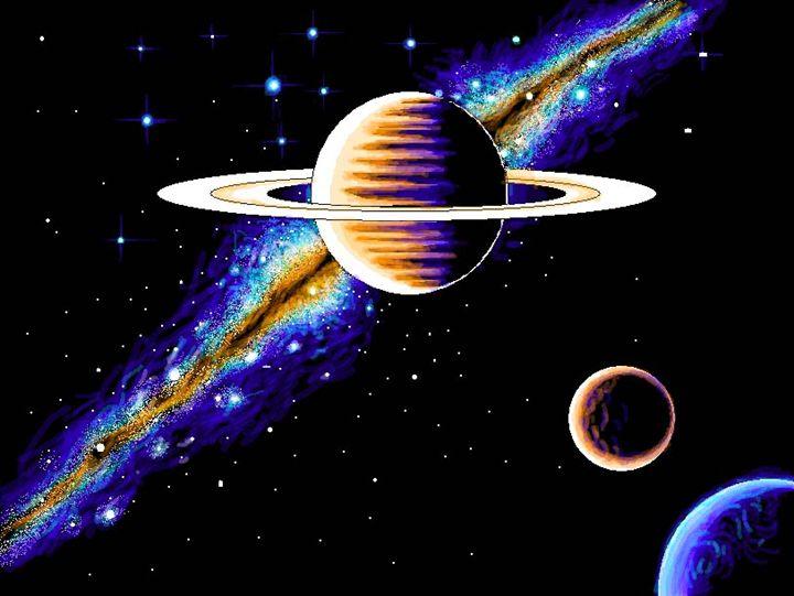 Saturn - CORinAZONe