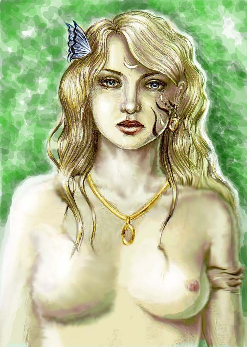 Spring portrait - CORinAZONe
