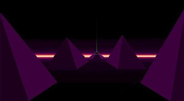 Pyramids on Mars - CORinAZONe
