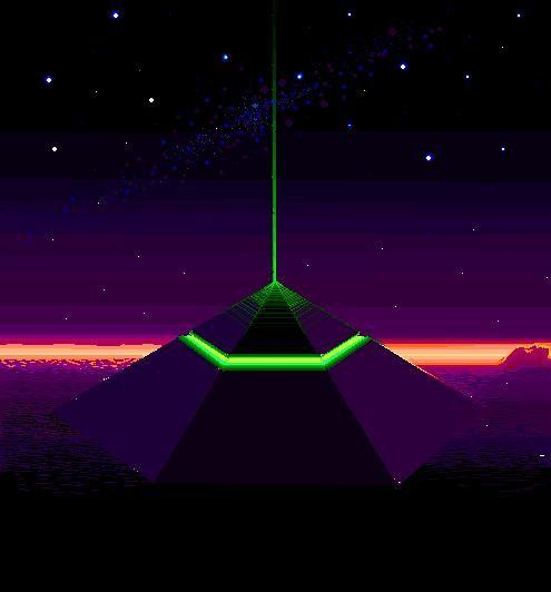 The Cydonia D&M pyramid on Mars - CORinAZONe