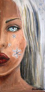 Snowflake tears