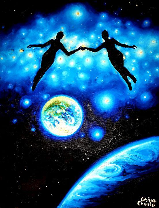 Soulmates in the universe - CORinAZONe