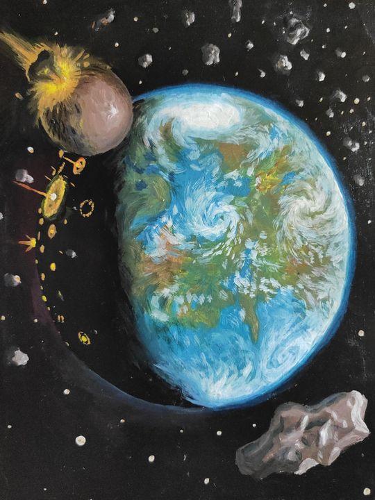 The end of life on Mars - CORinAZONe