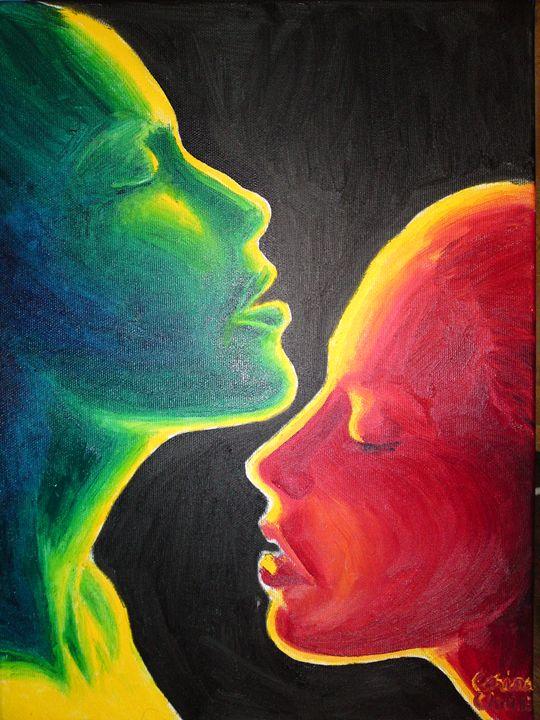 Love and desire - CORinAZONe