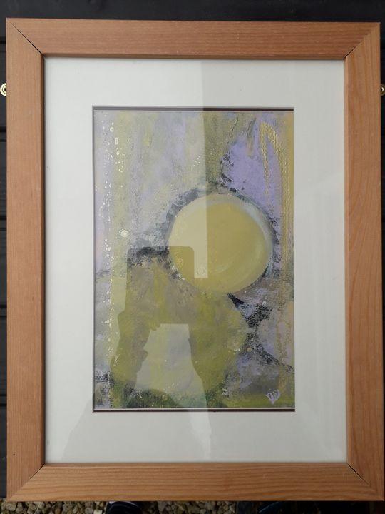 Contemplation - Elsi's Artwork