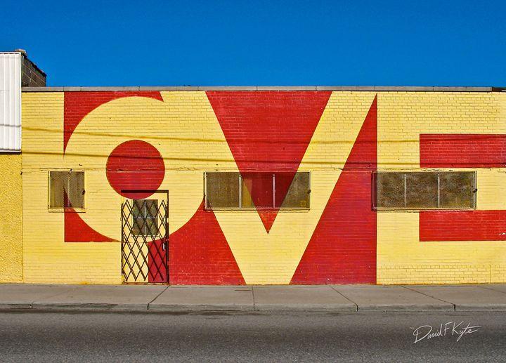 Love Street - David F Kyte