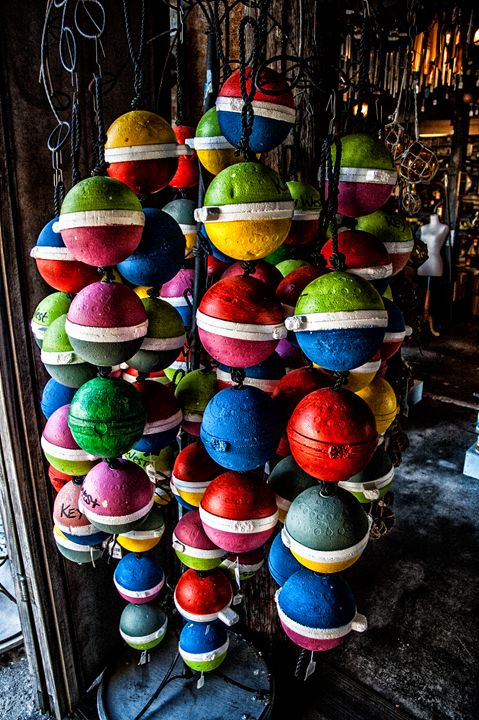 Buoys hanging - Kcable