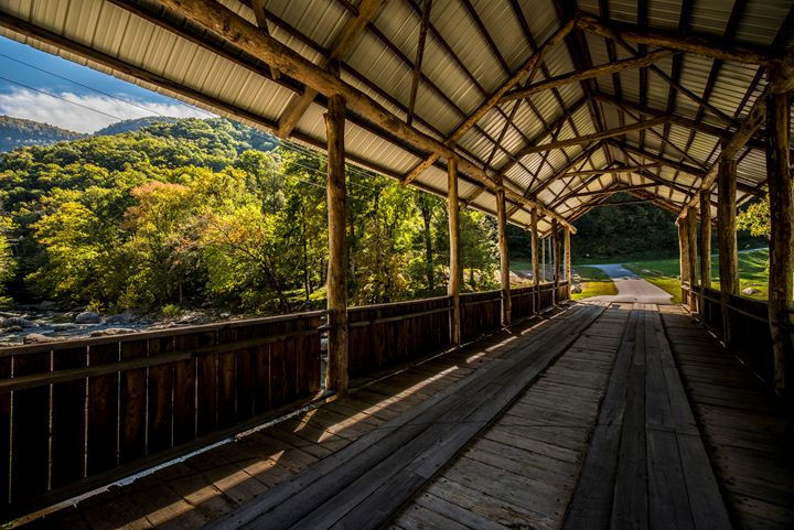covered bridge - Kcable