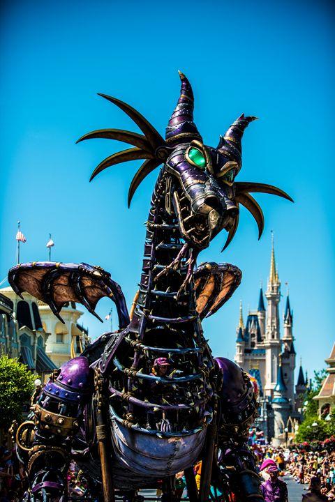 Disney dragon - Kcable