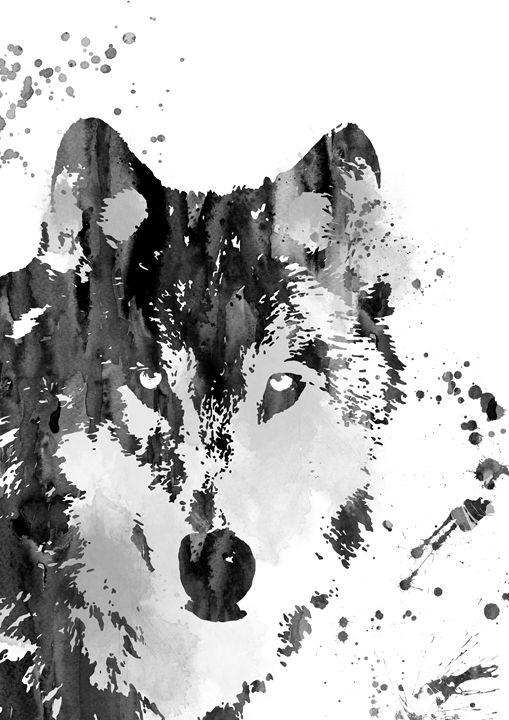 Wolf - Rosalia.art