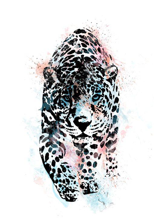 Leopard - Rosalia.art