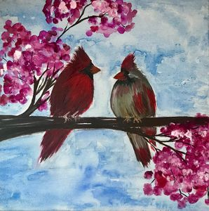 SOLD- Lovebirds