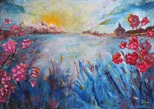 Summer Solstice - Galina Zimmatore Artist