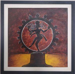 The Dancing Nataraja