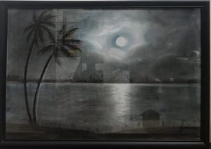 The Charcoal Moon